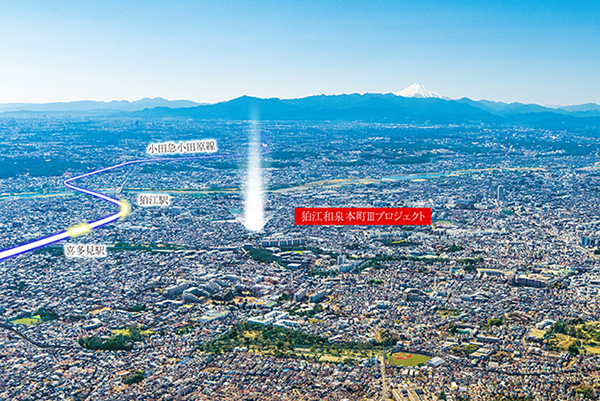 狛江市和泉本町IIIプロジェクト